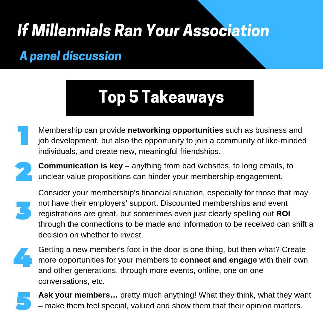 If Millennials Ran Your Association (2)